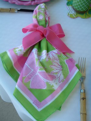 Lilly Pulitzer Tablescape 024