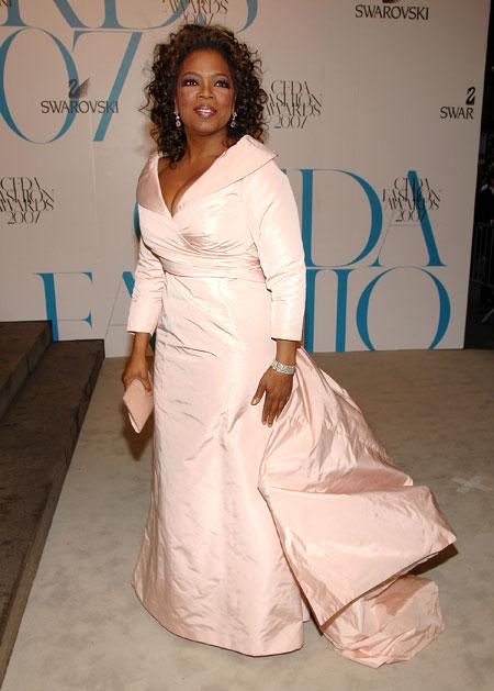 Oprah 2007