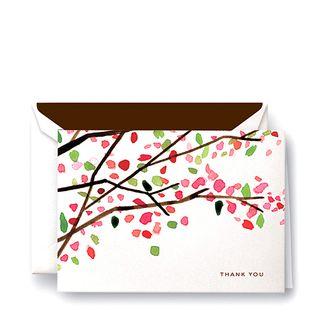 Kate spade blossom stationery