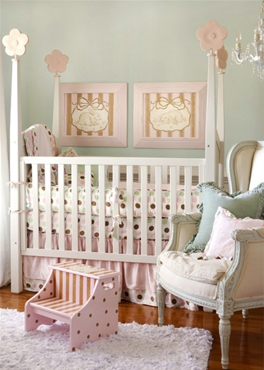 Layla grayce baby bedroom