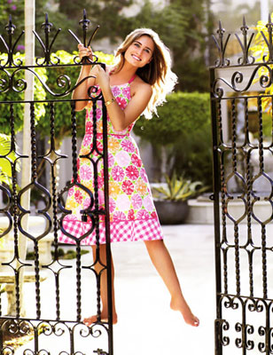 Lauren-Bush for Lilly Pullitzer