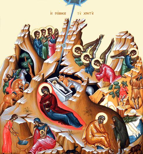 Greek nativity