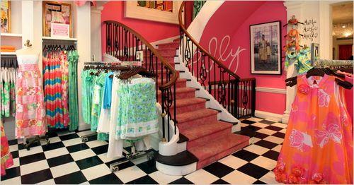 Lilly Shop-Madison Avenue-NY