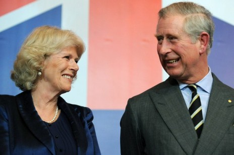 Charles,Prince of Wales and Camilla,Dutchess of Cornwall