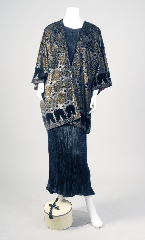 FORTUNY DELPHOS DRESS 2