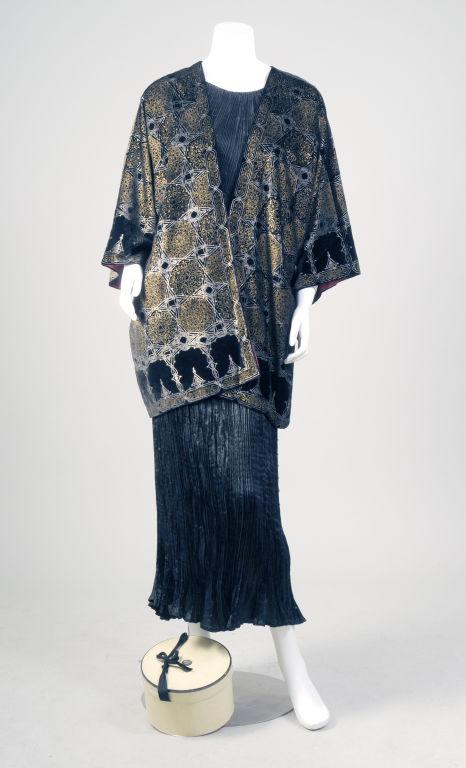 FORTUNY DELPHOS DRESS 2